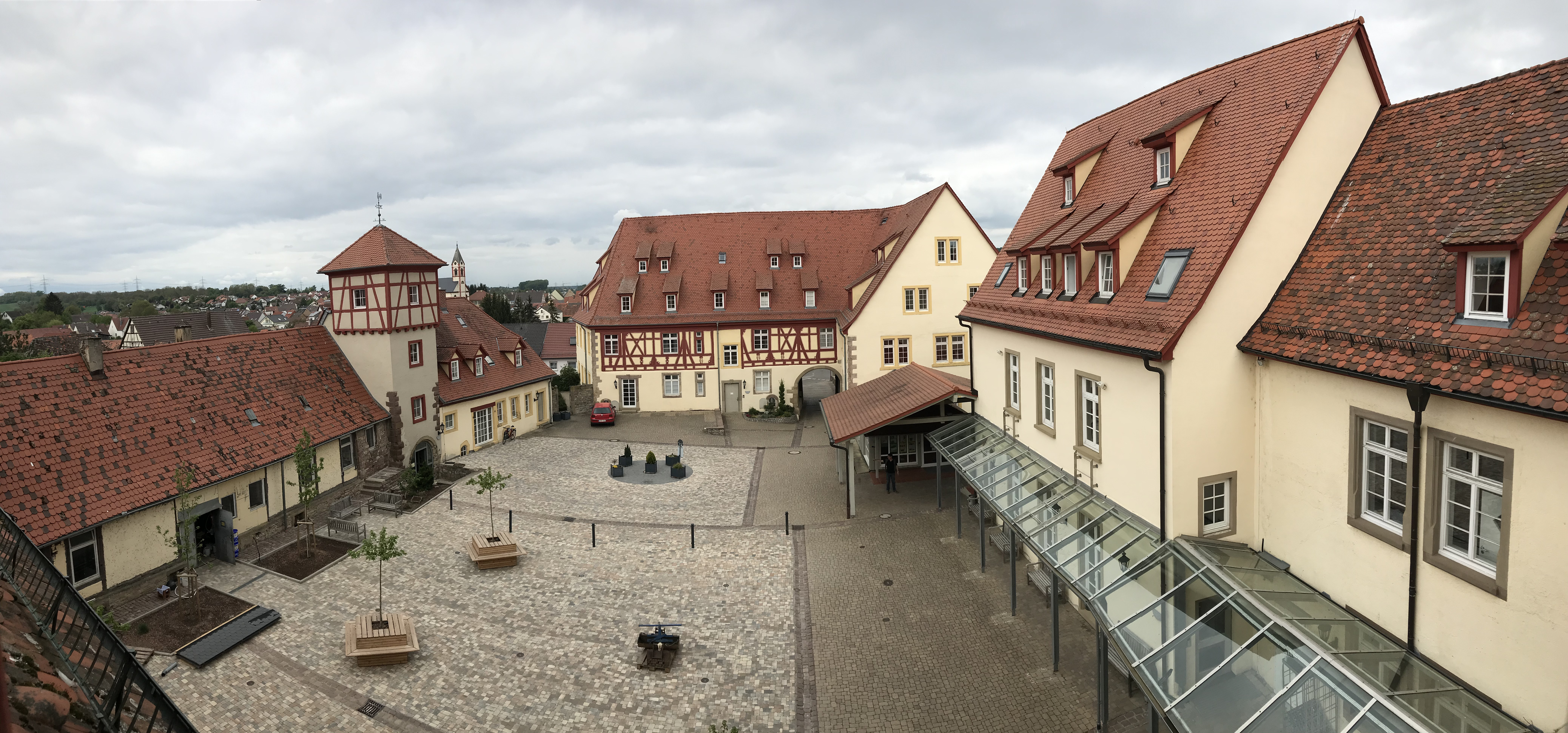 Schloss Unteröwisheim