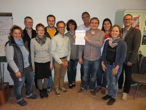 Kooperationsvertrag Markgräflerland