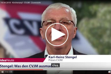 Idea-Interview mit Karl-Heinz Stengel