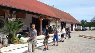Workcamps Marienhof